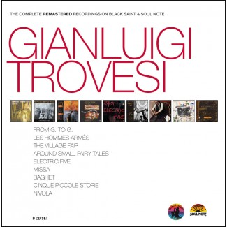 GIANLUIGI TROVESI COFANETTO 9 CD